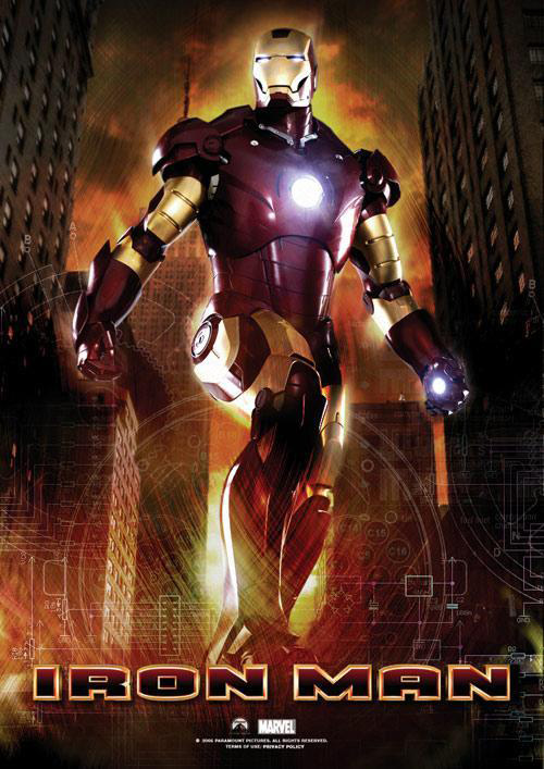 Homem de Ferro 1 Dublado