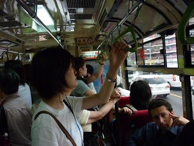 Manoseada Colegiala Asiatica En El Bus