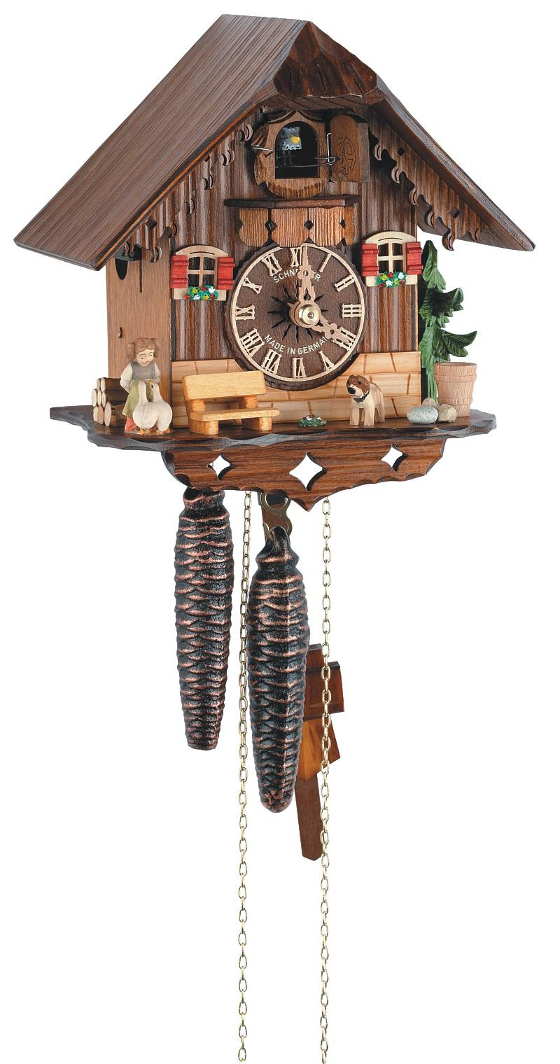 Special Unique Interesting Cuckoo Clock Little
