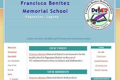 Francisco Benitez Memorial School
