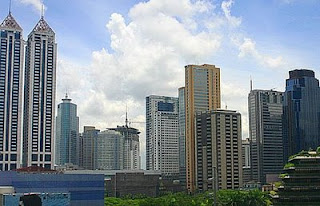 Philippine Buildings Ortigas Facilities