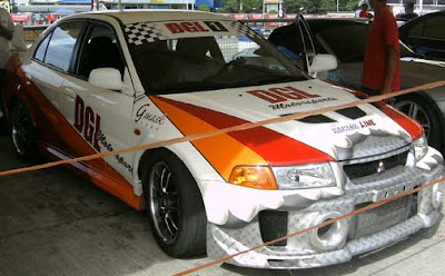 Cebu Pictures of Car Racing