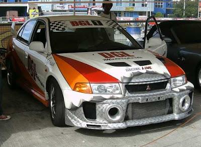 Pictures in Cebu Car Racing