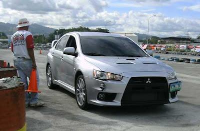 Car Race in Cebu