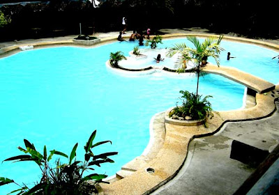Children's pool in Cebu
