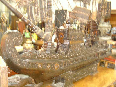 Fashion Designers  Philippines on Is The Biggest Miniature Of Galleon You Can Find In The Philippines