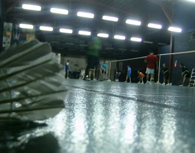 SoutPoint Badminton Alley