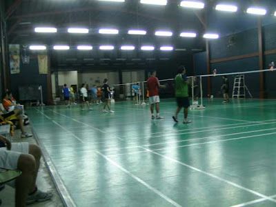 Badminton Court Cebu