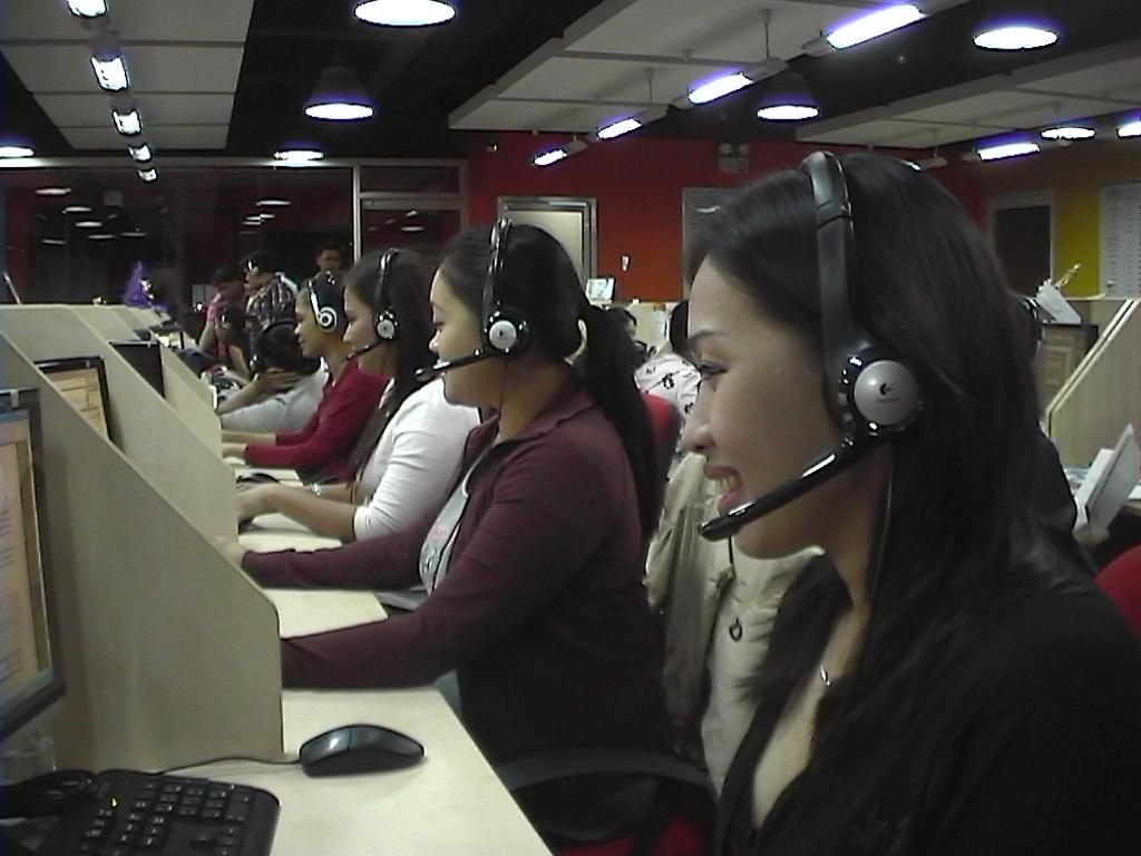 telemarketing-company-philippines - Philippine Call Center - Philippine Photo Gallery