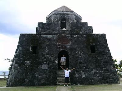 watch tower - Bohol