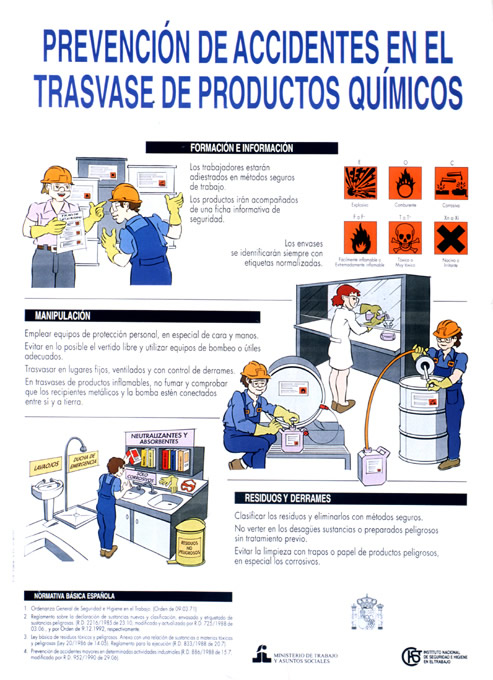 Laboratorio trasvase de sustancias en el laboratorio for Mantenimiento piscinas pdf