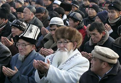Sejarah Masuknya Islam ke Kirgistan