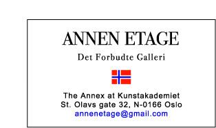 ANNEN ETAGE - Det Forbudte Galleri