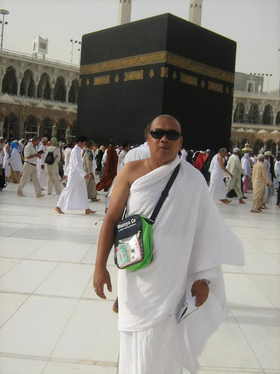 Di dalam Masjidil Haram