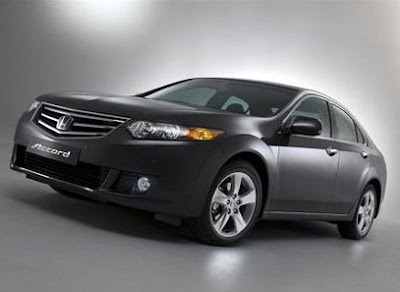 New Honda Accord Luxury Sedan India