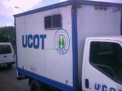 agradecemos a empresa UCOT