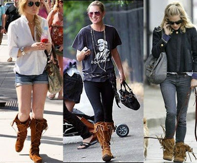 Summer Boots Fashion on Cool Chic Style Fashion  Minnetonka Boots