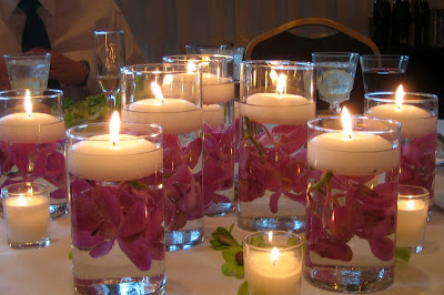 Candele galleggianti ideas cool chic style confidential