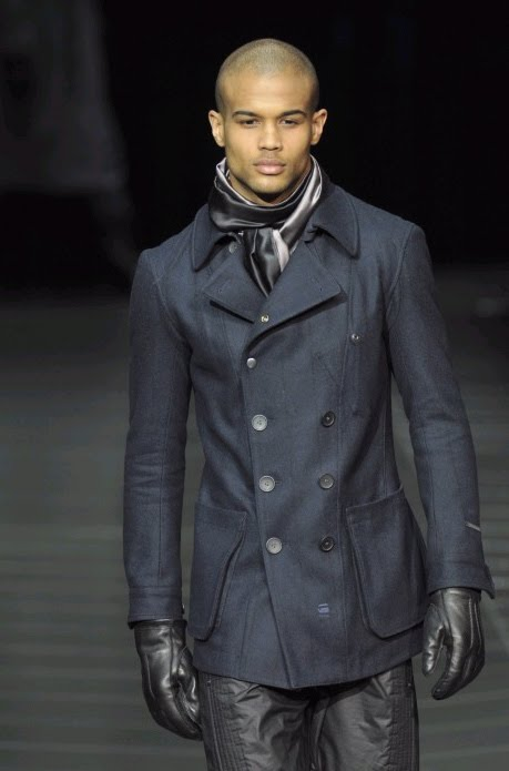 Look of the day : G-Star , the best peacoat. Labels: 1 look of the day, ...