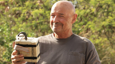Lost - The Candidate - Terry O'Quinn as John Locke