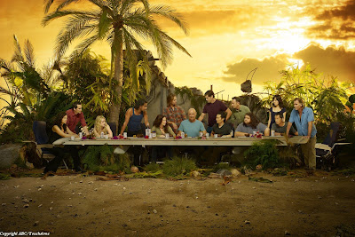 Lost: The Last Supper Season 6 Cast Photo