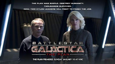 Battlestar Galactica: The Plan on Syfy