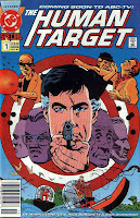 DC Comics - The Human Target Special #1 Comic Book Cover Artwork