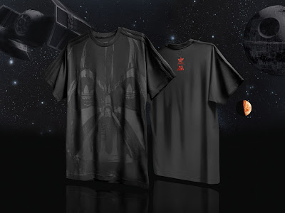 Star Wars x adidas Originals - Darth Vader T-Shirt