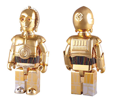 Star Wars x Medicom C-3PO 400% Kubrick