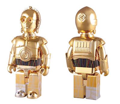 Star Wars x Medicom C-3PO 400% Kubrick