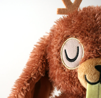 Kidrobot - Jackalope Plush by Amanda Visell Teaser Image