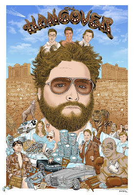 PNE - The Hangover Screen Print by EMEK