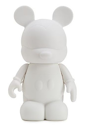 Blank Mickey Mouse 9 Inch Disney Vinylmation Figure