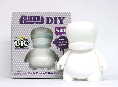 BIC Plastics - Do It Yourself Blank 8 Inch BIC Buddy by Marka27