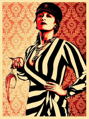 Obey Giant - These Parties Disgust Me Screen Print by Shepard Fairey
