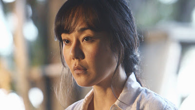 Lost - The Package - Yunjin Kim as Sun Kwon