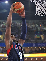 USA Men's Basketball Team Member Dwyane Wade Silences Critics With His Play In The 2008 Beijing Summer Olympic Games
