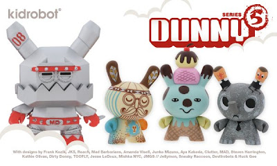 Kidrobot - Dunny Series 5
