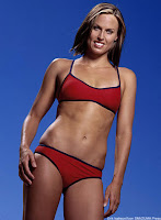 United States Olympic Swimmer Amanda Beard