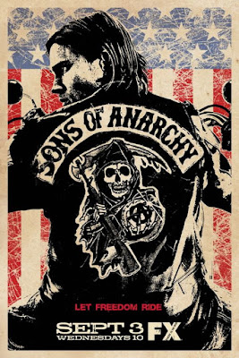 Sons Of Anarchy Television Poster