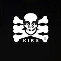 OBEY Giant x KIKS TYO - KIKS TYOBEY SKULL Logo