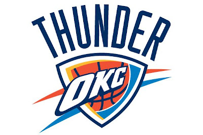Oklahoma City Thunder Team Logo