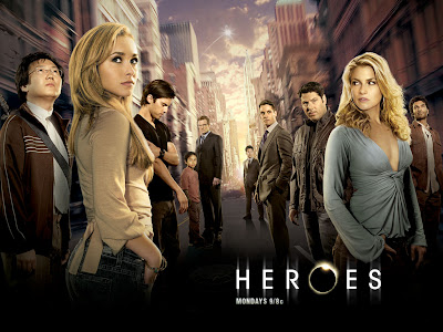Heroes - Season 2 Cast Photo