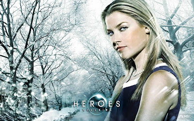 Heroes - Ali Larter as Tracy Strauss