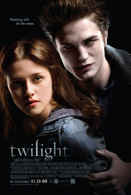 Twilight - Final Theatrical One-Sheet Movie Poster
