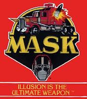 M.A.S.K. Logo