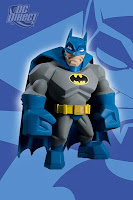 DC Direct Uni-Formz - Classic Batman Designer Vinyl Figure