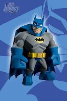 DC Direct Uni-Formz - Classic Batman Designer Vinyl Figure