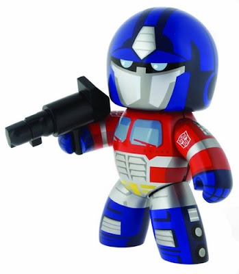 Transformers Mighty Muggs Wave 1 - Optimus Prime Mighty Mugg