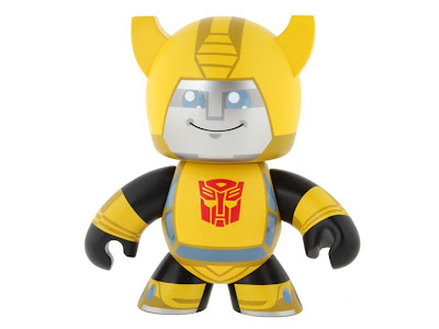 Transformers Mighty Muggs Wave 1 - Bumblebee Mighty Mugg